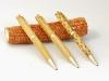 Corncob Pens & Pine Cone Comfort Pen