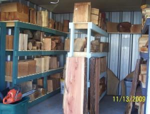 Stor Unit Wood b